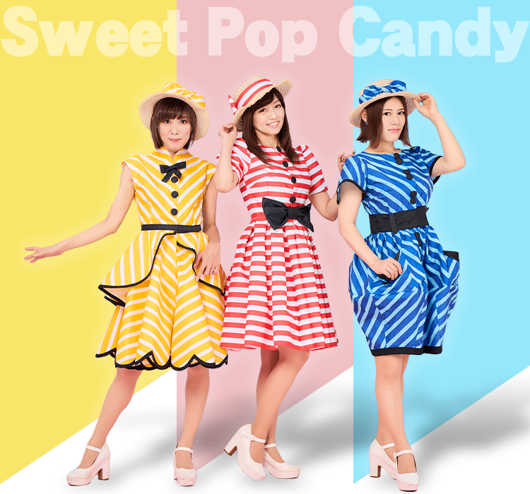 Sweet Pop Candy